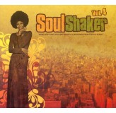 Various Artists Soulshaker Vol.4 CD