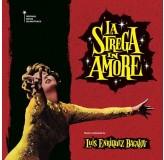 Soundtrack La Strega In Amore Music By Luis Enriquez Bacalov LP