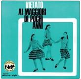 Various Artists Vietato Ai Maggiori Di Pochi Anni CD