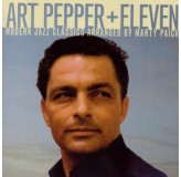 Art Pepper + Eleven Modern Jazz Classics Arranged By Marty Paich CD
