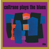 John Coltrane Coltrane Plays The Blues CD