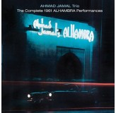 Ahmad Jamal Trio Complete 1961 Alhambra Performances CD2