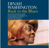 Dinah Washington Back To The Blues CD