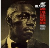 Art Blakey And The Jazz Messengers Moanin Colored Vinyl LP