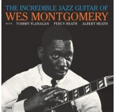 Wes Montgomery Incredible Jazz Guitar Of Wes Montgomery LP