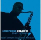 Sonny Rollins Saxophone Colossus Coloured Vinyl LP