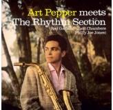 Art Pepper Meets Rhythm Section Coloured Vinyl LP