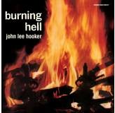 John Lee Hooker Burning Hell CD