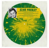 Elvis Presley Dorsey Brothers Show 1956, Ed Sullivan Show 1956-57 Coloured LP