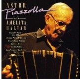 Astor Piazzolla Astro Piazolla With Amelita Baltar CD