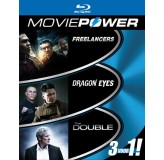 Movie Movie Power Freelancers, Dragon Eyes, The Double Nema Hr Podnaslov BLU-RAY3