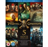 Movie Pirates Of The Caribbean 5 Movie Collection Nema Hr Podnaslov BLU-RAY5