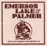 Emerson Lake & Palmer Live At Nassau Coliseum 78 CD2