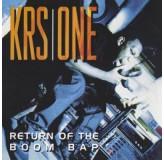 Krs-One Return Of The Boom Bap CD