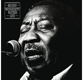Muddy Waters Muddy Mississippi Waters Live CD