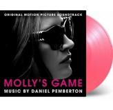 Soundtrack Mollys Game Pink, 180Gr LP