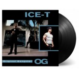 Ice-T O.g. Original Gangster Blue Vinyl LP