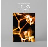 G I-Dle I Burn Fire Version CD+KNJIGA