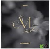 Mamamoo Waw CD+KNJIGA