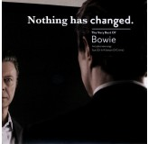 David Bowie Nothing Has Changed Very Best Of CD