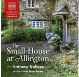 David Shaw-Parker Trollope Small House At Allington Audiobook CD20