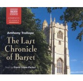 David Shaw-Parker Trollope Last Chronicle Of Barset Audiobook CD28