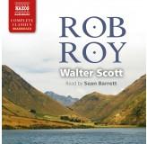 Sean Barrett Scott Rob Roy Audiobook CD13